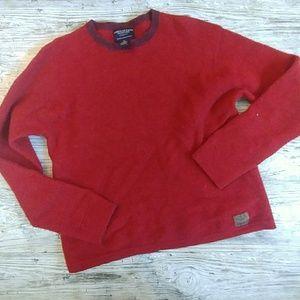 Men's American Eagle 80% wool blend sweater